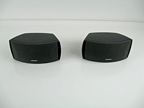 Bose 3-2-1 or Cinemate Home Theater Satellite Speakers Graphite 321
