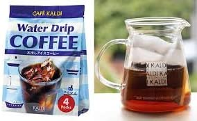 コーヒー 出し アイス 水