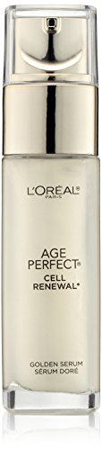 L'Oréal Paris Age Perfect Cell Renewal Golden Face Serum, 1 fl. oz.