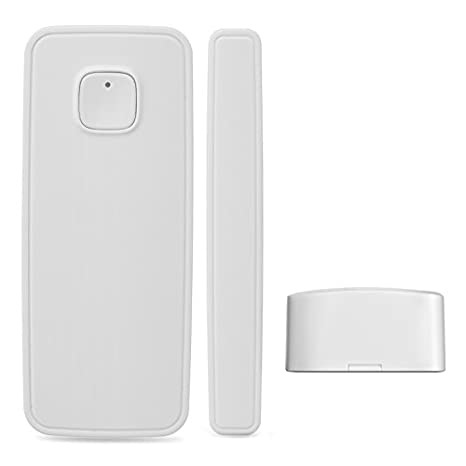 Amazon.com : WiFi Door and Windows Sensor Magnets 2PCS Smart ...