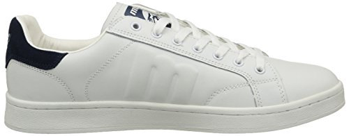 Marino action Multicolore Homme Serraje Baskets Blanco 83823 Sportives Leather Mtng qwzfIXn