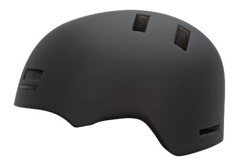 Giro Section Bike/Multi-Sport Helmet, Matte Black, Small