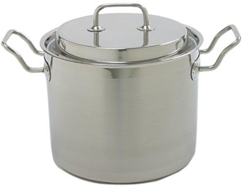 Krona 10-Quart Stock Pot with Lid