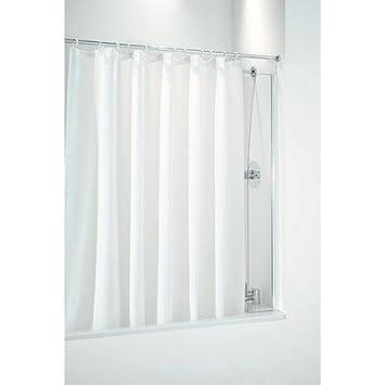 coram showers scs15cuw 1400 mm x 250 mm tenda doccia in vetro per vasca da