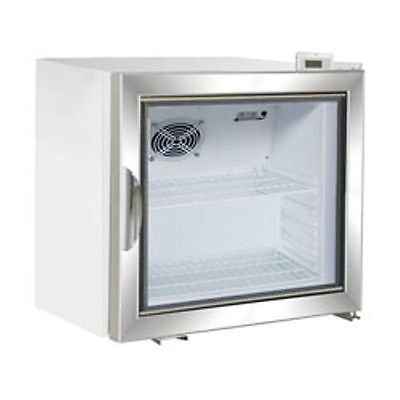 Maxx Cold MXM1-2F X-Series Reach In Freezer Countertop Glass Door Merchandiser