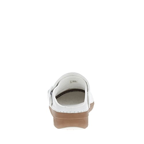 Fitflop Gogh Pro Superlight - Zuecos Mujer Off-White (Urban White)
