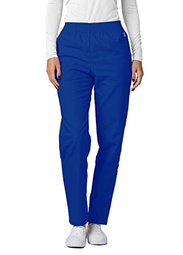 Adar Universal Classic Comfort Natural-Rise Tapered Leg Pants - 502 - Royal Blue - ()
