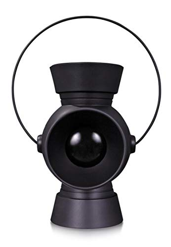 (DC Collectibles 1:1 Scale Black Lantern Power Battery and Ring Prop Replica)