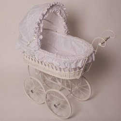 Elizabeth Doll Carriage by Ababy