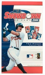 (MLB Showdown 2000 The Card Game 2 Player Starter Deck)