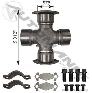 Amazon com: 752 SPL90X, U Joint - SPL90X: Automotive