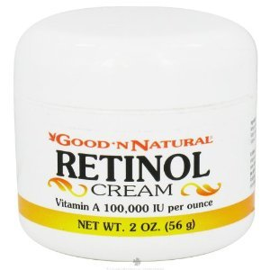 Ретинол крем (витамин 100000 МЕ в Унция) - 2 Оз