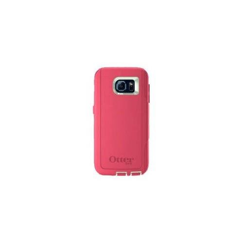 OtterBox DEFENDER SERIES for Samsung Galaxy S6 - Retail Packaging - Melon Pop (Sage Green/Hibiscus Pink)  samsung galaxy s6 case | Top 6 Samsung Galaxy S6 Cases! 31K1W6pUYkL