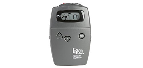 PORTABLE PROGRAMMABLE DISPLAY RF RECEIVER (72 MHZ) | LR-500-072 (Programmable Receivers)