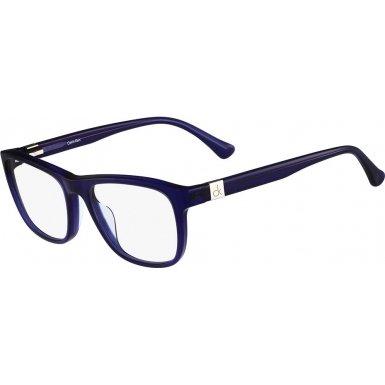 Calvin Klein Platinum CK5871-403-52 CK5871 Blue Eyeglasses