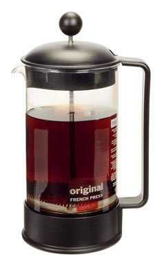 Bodum Coffee Maker Brazil French Press 8 Cup Black
