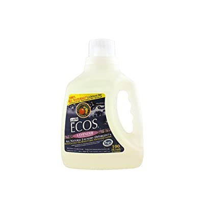 Earth Friendly 2x Ultra Ecos All Natural Laundry Detergent Lavender - 100 Ounce by Earth Friendly