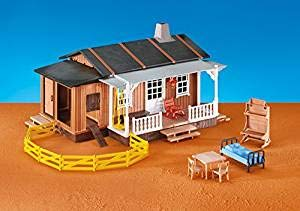 (Playmobil Add-On Series - Big Western Farm)