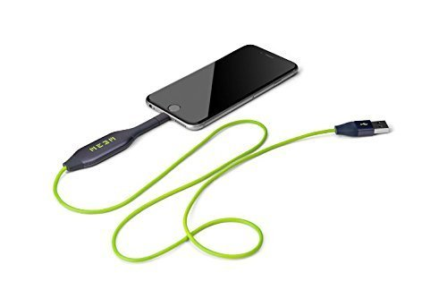 MEEM iOS 128GB The Charger that Automatically Backs Up your Phone or Tablet on to the Cable (MFi Approved)