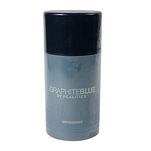 Graphite Blue by Realities 2.6 oz Deodorant Stick for men ()