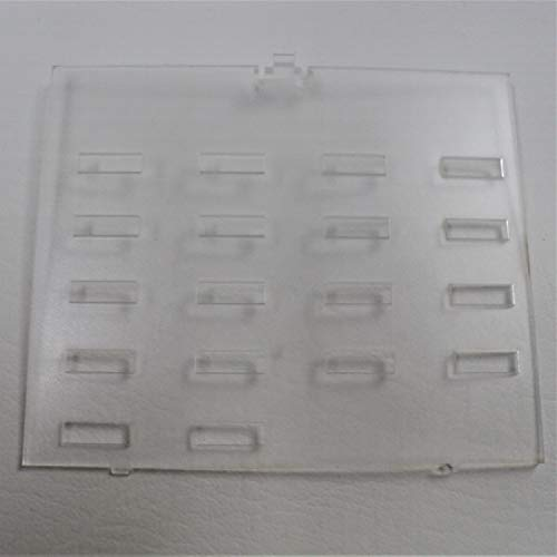- Desi Plastic Overlay (aka Label Cover) for AT&T Avaya Lucent Partner 18 Non Display Euro Series 1 Phone