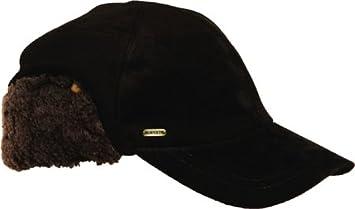 9012d2c219474 Stetson Better Stw35-Blk2 ++1 Stetson Suede Winter Cap-M Hat  Amazon ...