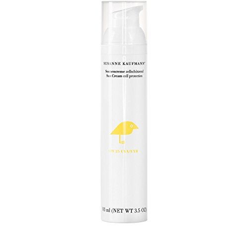 Susanne Kaufmann Cell Protection Sun Cream SPF25 100ml - スザンヌカウフマン細胞保護日クリーム25の100ミリリットル [並行輸入品] B071RM893B