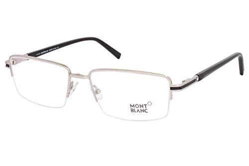 Eyeglasses Montblanc MB 0708 016 shiny - Blanc Eyeglasses Mont Mens