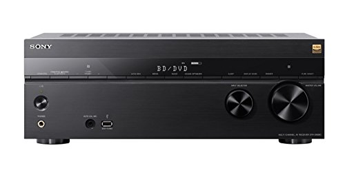 Sony STRDN860 7.2 Channel Hi-Res WiFi Network AV Receiver