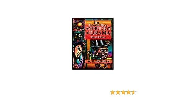 Harcourt brace anthology of drama 3rd edition amazon books fandeluxe Choice Image