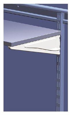 20 inch closetmaid shelf brackets - 9