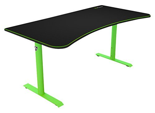 Arozzi Arena Gaming Desk Green product image