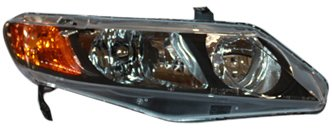 06 civic headlight assembly - 3