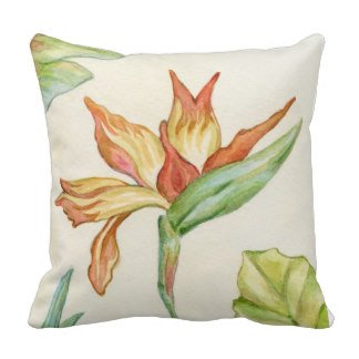 Needlepoint Pillows Birds - 4