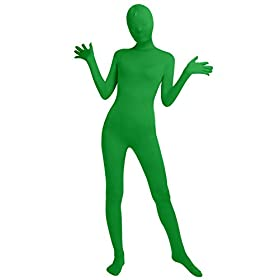 Shiningstar Girls Womens Well Fit Unitard Spandex Full Body Zentai Costume Bodysuit