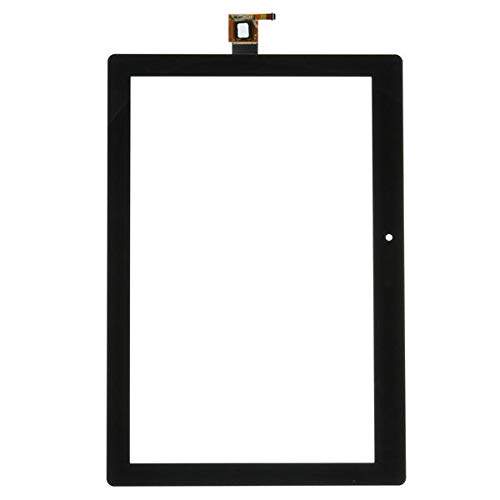 1 Fuser Oil - Tablet Accessories Tablet Parts - Touch Screen Digitizer Repair For 10.1 Inch Tab2 X30F Tab 2 A10-30 Tablet - Black - 1 x Fuser film (with one pack of silicone oil)