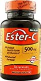 American Health Ester-C 500 Mg Capsules, 60 Count Review
