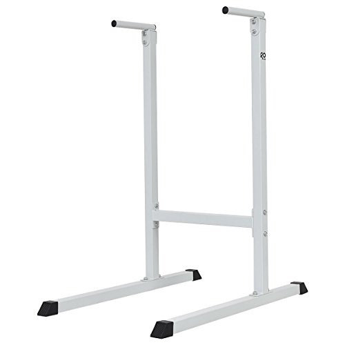 MyEasyShopping Dip Stand Pull Push Up Bar Up Pull Push Bar Station Stand Dip Fitness Dipping Exercise Workout Gym by MyEasyShopping