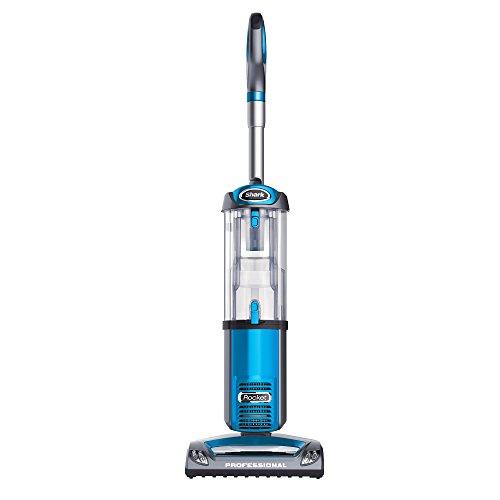 Shark NV480BLREF Certified Factory Refurbished Rocket Professional Vacuum, Blue