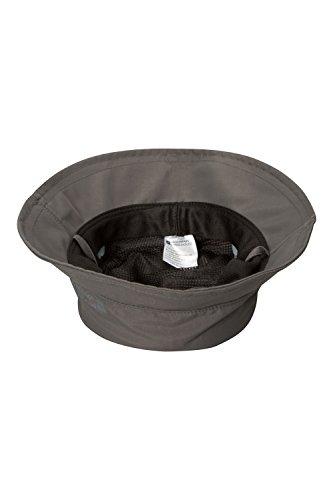 [Mountain Warehouse 025302 Grey] (Pork Pie Hat For Sale)