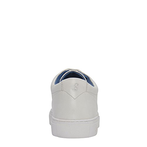 40 Homme Blanc pour Baskets EU Sweeney Blanc Mode Oliver TI70wq
