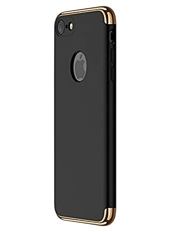 IPhone 7 Case,A Trading Shockproof Thin Hard Case Cover for iPhone 7 4.7inch (black) (Iphone 5s Speck Candy Case)