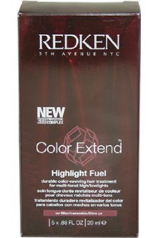 Redken Color Extend Highlight Fuel 5 x 0.68 Set