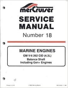 Mercruiser service manual number 18 mercury marine amazon books flip to back flip to front fandeluxe Images