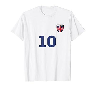 England Soccer Jersey World Football 2018 Fan