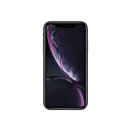 06f80babe Apple iPhone XR Smartphone, 256 GB Single SIM & E-SIM Black: Amazon.ae