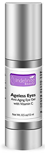 Anti Wrinkle Eye Cream Top Under Eye Dark Circle Treatment ● Anti Wrinkle Firming Eye Treatment ● Crow's Feet Cream ● Anti Aging Eye Gel With Vitamin C ● Ageless Eyes InDefinite Beauty by Uplifting Beauty● 100% MONEY BACK GUARANTEE!