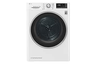 LG RC80U2AV3W - Secador de ropa (8 kg): Amazon.es: Grandes ...