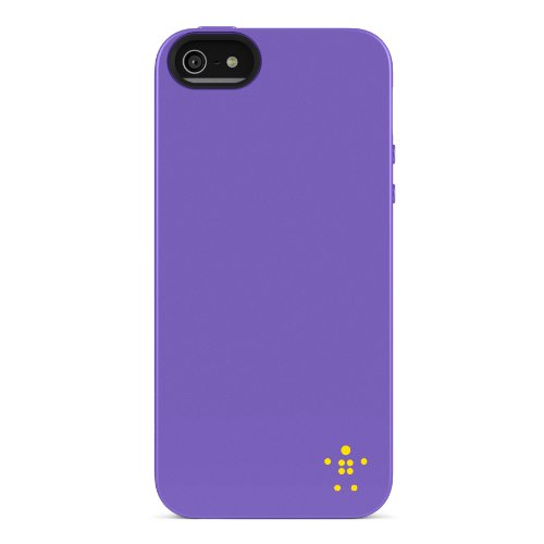 Belkin Grip Cover iPhone Purple