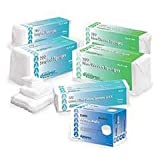 Dynarex 3250 Dental Cotton Rolls N/S #2 Med 10/2000/Case